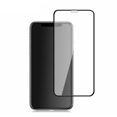 Mocolo 5D Tvrdené Sklo Black pre Apple iPhone 11 Pro/ X/ XS