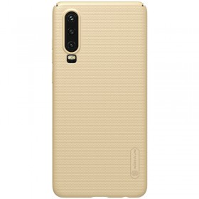 Nillkin Super Frosted Puzdro pre Huawei P30 Gold