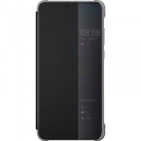Huawei Original S-View Puzdro Black pre Huawei Mate 20 Lite