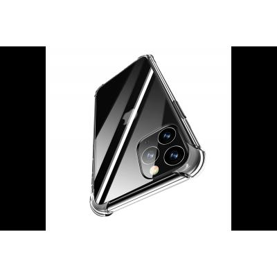 USAMS Jam TPU Puzdro pre iPhone 11 Pro Transparent