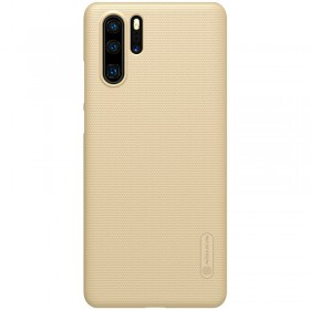 Nillkin Super Frosted Puzdro pre Huawei P30 Pro Gold