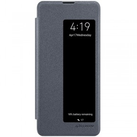 Nillkin Sparkle S-View Puzdro pre Huawei P30 Pro Black