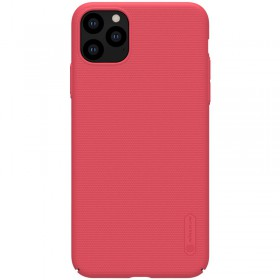 Nillkin Super Frosted Puzdro pre Apple iPhone 11 Pro Max Red