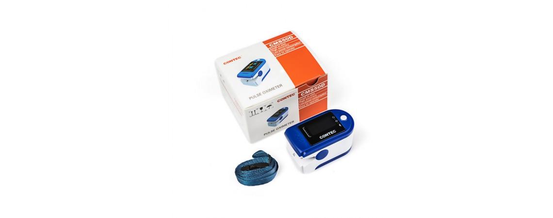 CMS50D Pulzný oximeter