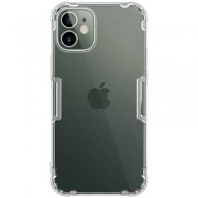 Nillkin Nature TPU Puzdro Transparent pre iPhone 12 mini 5.4 Transparent
