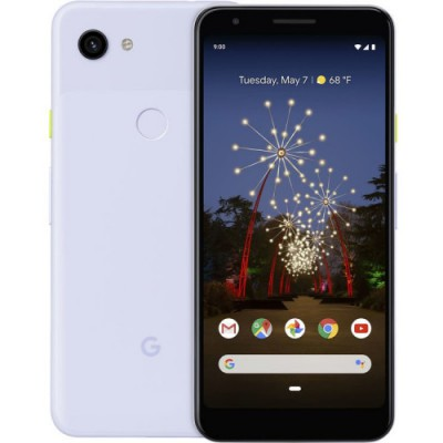 Google Pixel 3a Purple