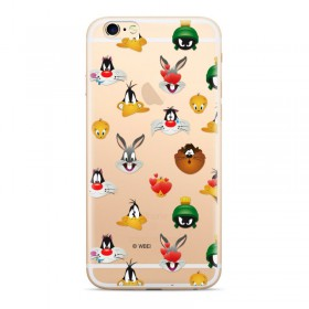 Silikónové puzdro Looney Tunes Ultra pre Apple iPhone X / Xs
