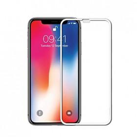 Mocolo 5D Tvrdené Sklo White pre iPhone XS Max/ 11 Pro Max