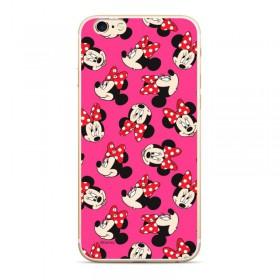 Silikónové puzdro Minnie Mouse pre Apple iPhone 7 / 8