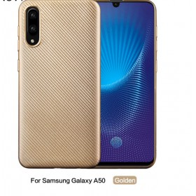 Puzdro pre  Samsung Galaxy A50 Gold