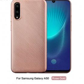 Puzdro pre Samsung Galaxy A50 Ružové