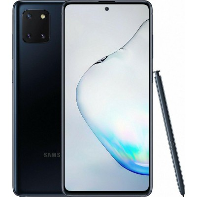 Samsung Galaxy Note10 Lite N770F 6GB/128GB Dual SIM Black