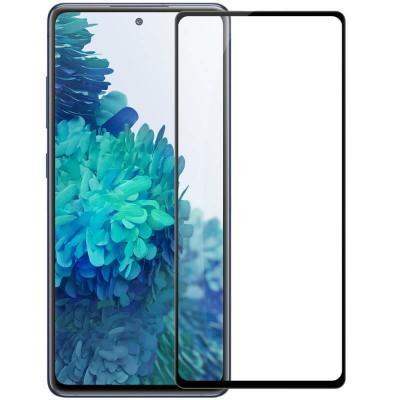 Mocolo 5D Tvrdené Sklo Black pre Samsung Galaxy S20 FE