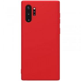 Nillkin Rubber Wrapped Puzdro pre Samsung Galaxy Note 10+ Red