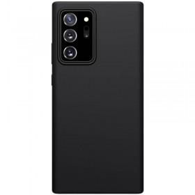Nillkin Flex Pure Liquid Silikonové Puzdro pre Samsung Galaxy Note 20 Ultra Black