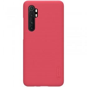 Nillkin Super Frosted Puzdro pre Xiaomi Mi Note 10 Lite Red