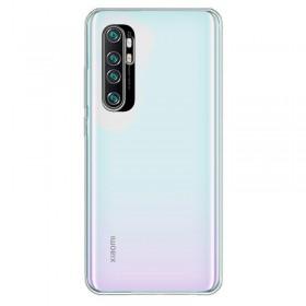 Kisswill TPU Puzdro Transparent pre Xiaomi Mi Note 10 Lite