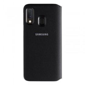 Samsung Wallet Puzdro pre Samsung Galaxy A20e Black