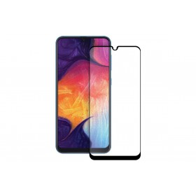Mocolo 5D Tvrdené Sklo Black pre Samsung Galaxy A40
