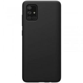 Nillkin Flex Pure Liquid Silikonové Puzdro pre Samsung Galaxy A71 Black