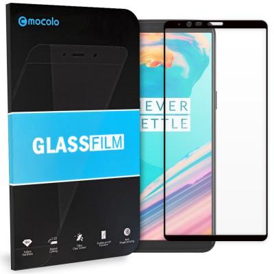 Mocolo 5D Tvrdené Sklo Black pre Samsung Galaxy A50/A30s