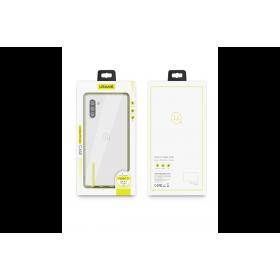 USAMS Primary TPU Puzdro Transparent pre Samsung Galaxy Note10