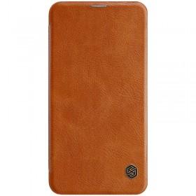 Nillkin Qin Book Puzdro pre Samsung Galaxy S10e Brown
