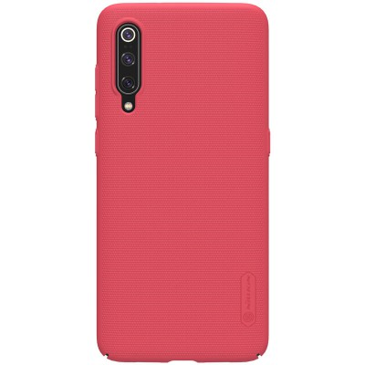 Nillkin Super Frosted Puzdro pre Samsung Galaxy A50/A30s Red