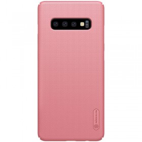 Nillkin Super Frosted Puzdro pre Samsung Galaxy S10 Plus Rose Gold