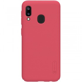 Nillkin Super Frosted Puzdro pre Samsung Galaxy A40 Red