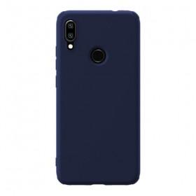 Nillkin Rubber Wrapped Puzdro pre Xiaomi Redmi Note 7 Blue