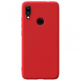 Nillkin Rubber Wrapped Puzdro pre Xiaomi Redmi Note 7 Red