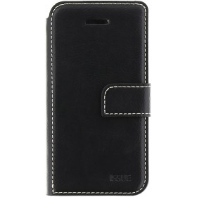 Molan Cano Issue Book Puzdro pro iPhone XR Black
