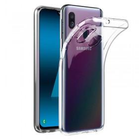 Tactical TPU Puzdro Transparent pre Samsung Galaxy A40