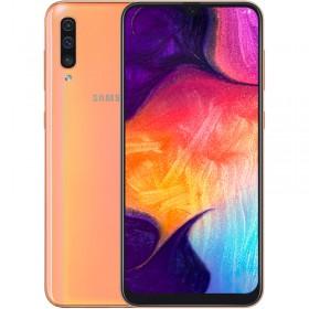 Samsung Galaxy A50 A505F 4GB/128GB Dual SIM Coral