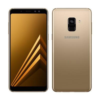 Samsung Galaxy A8 2018 A530F Single SIM Gold
