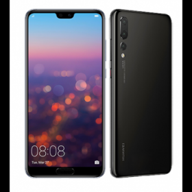 Huawei P20 4GB/128GB Single SIM Black