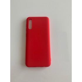 Silikonové puzdro pre Samsung Galaxy A50 Red