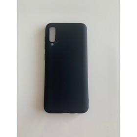 Silikonové puzdro pre Samsung Galaxy A50 Black