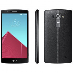 LG G4 H815 Black leather