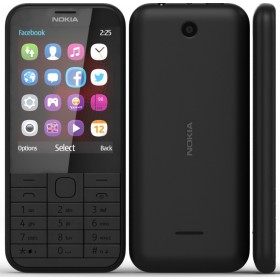 Nokia 225 Black