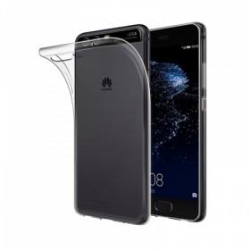 Puzdro SES Ultratenký silikonový kryt Huawei P10 - priehľadné