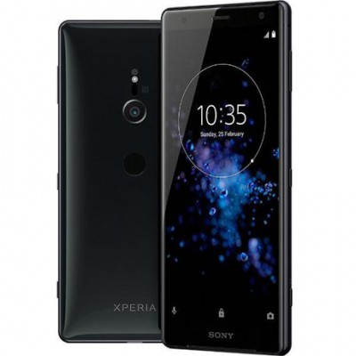 Sony Xperia XZ2 Single SIM Black