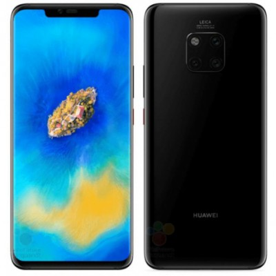 Huawei Mate 20 Pro 6GB/128GB Dual SIM Black