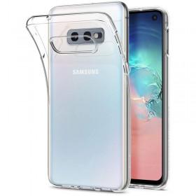 Tactical TPU Puzdro Transparent pre Samsung Galaxy S10e