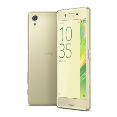 Sony Xperia X Single SIM Lime Gold