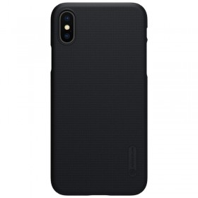 Nillkin Super Frosted Puzdro Black pre Apple iPhone X/ XS