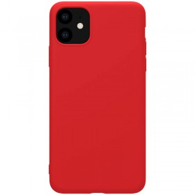 Nillkin Rubber Wrapped Puzdro pre Apple iPhone 11 Red