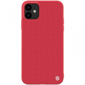 Nillkin Textured Hard Case pre Apple iPhone 11 Red