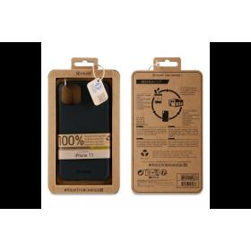 Muvit For Change Recycletek ECO Kryt pre Apple iPhone 11 Black